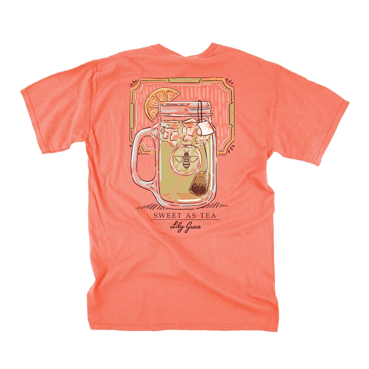 Lily Grace Sweet Tea T-Shirt