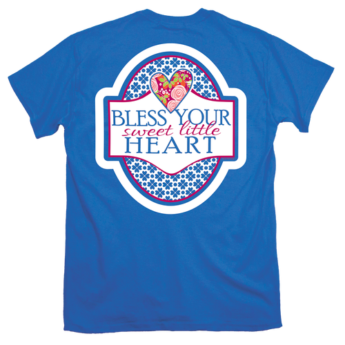 Itsa Girl Thing T-Shirt - Bless Your Sweet Heart