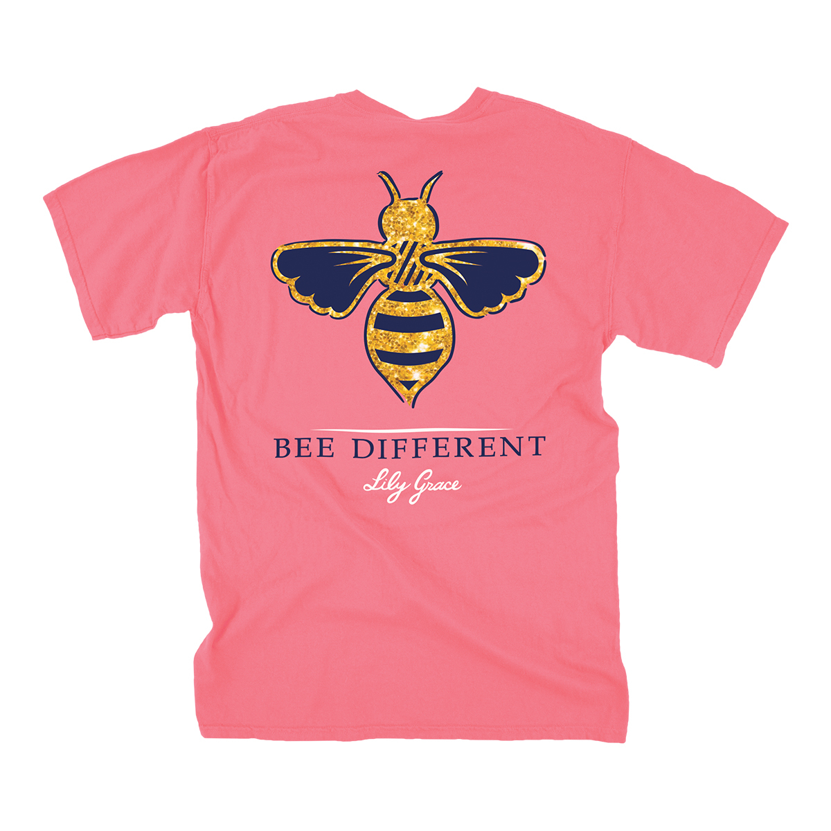 Lily Grace Bee Different T-Shirt