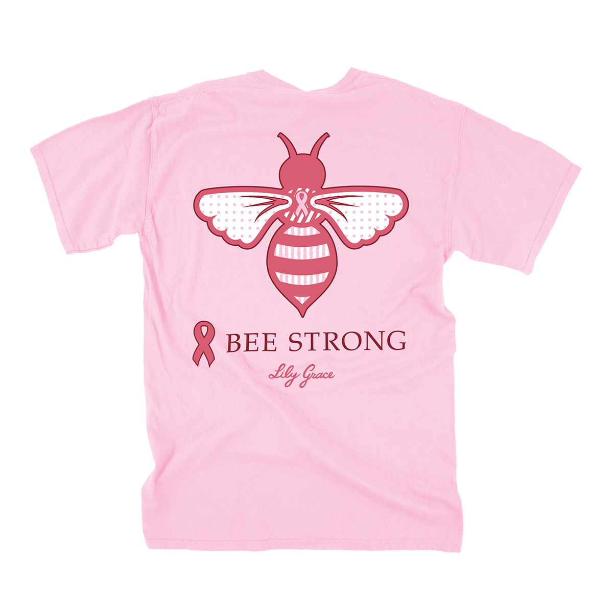 Lily Grace Bee Strong T-Shirt