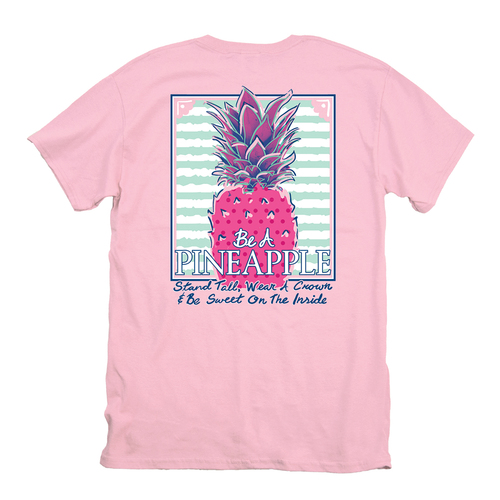 Itsa Girl Thing T-Shirt - Be A Pineapple