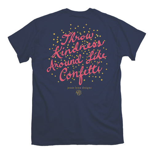 Itsa Girl Thing T-Shirt - Throw Kindness