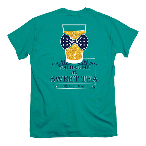 Itsa Girl Thing T-Shirt - You Had Me at Sweet Tea