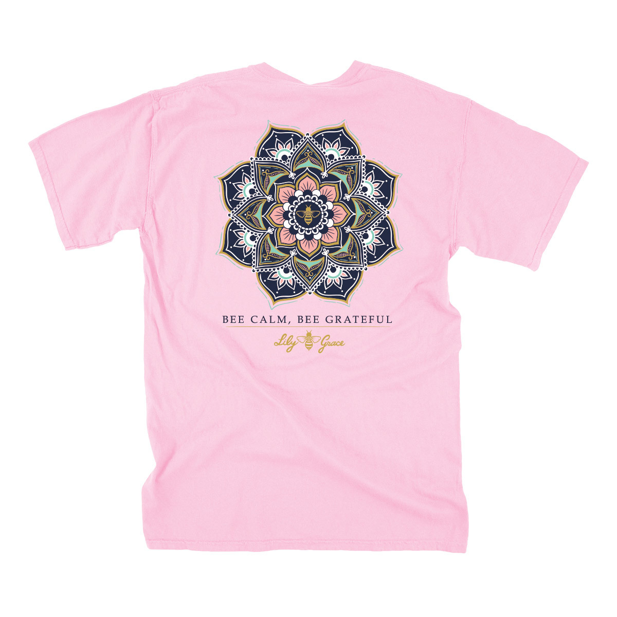Lily Grace Bee Calm T-Shirt