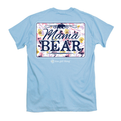 Itsa Girl Thing T-Shirt - Mama Bear