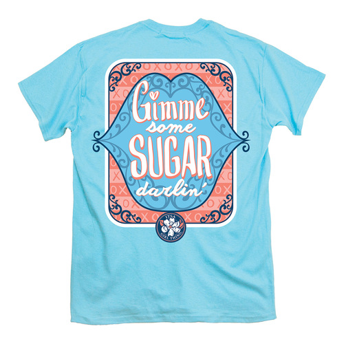 Itsa Girl Thing T-Shirt - Gimme Some Sugar