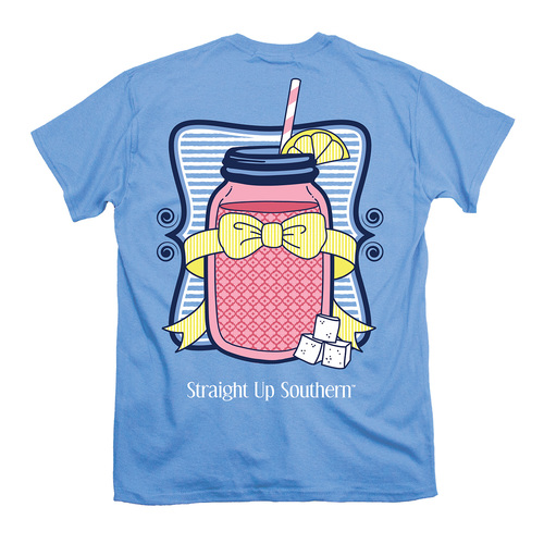 Itsa Girl Thing T-Shirt - Mason Pink Lemonade