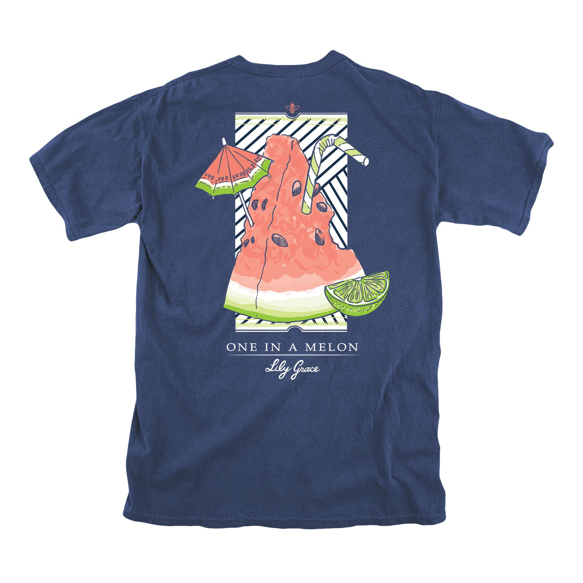 Lily Grace One in a Melon T-Shirt