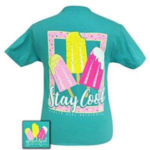 Girlie Girl Originals Tee Summer Stay Cool Short Sleeve T-Shirt