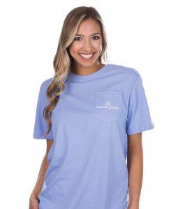 Lauren James I'm An LJ Chick Tee Short Sleeve T-Shirt