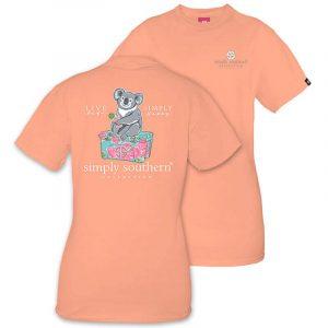 Simply Southern Koala T-Shirt Tee