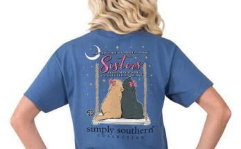 Simply Southern Sisters T-shirt Tee