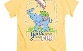 Itsa Girl Thing Girls Have Fun T-Shirt