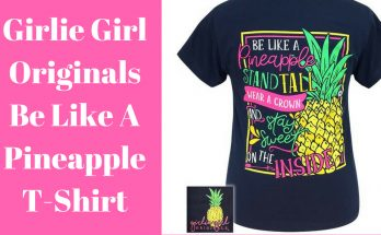 Girlie Girl Originals Sweet Pineapple T-Shirt