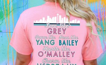 Jadelynn Brooke Greys Anatomy Shirt