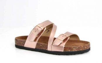 Outwoods Bork Diagonal Strap Sandals