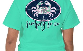 Simply Simply Crab T-Shirt
