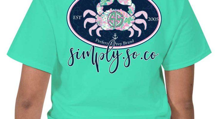 Simply Simply Crab T-Shirt