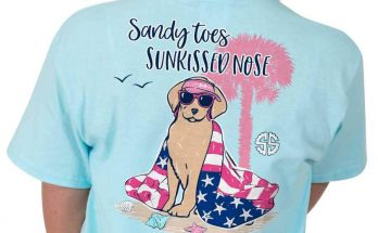 Simply Southern Sandy Toes T-Shirt