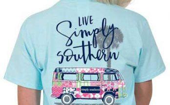 Simply Southern Van T-Shirt - My Southern Tee Shirts T-Shirts