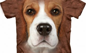 Best Tie Dye Dog Face T-Shirts