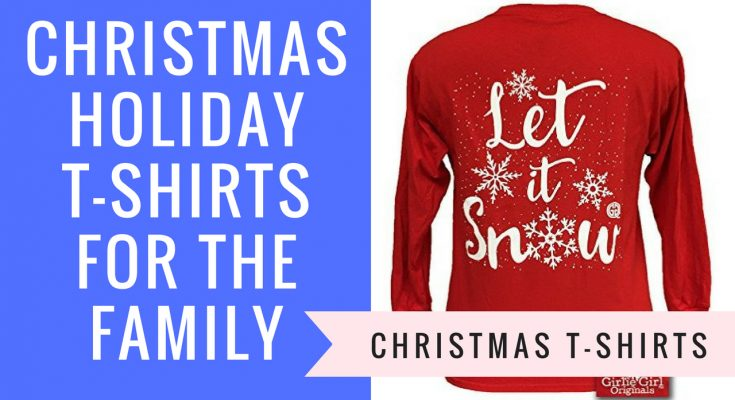 Christmas T-Shirts For Family