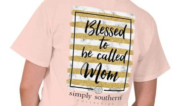 Simply Southern Mom Shirts