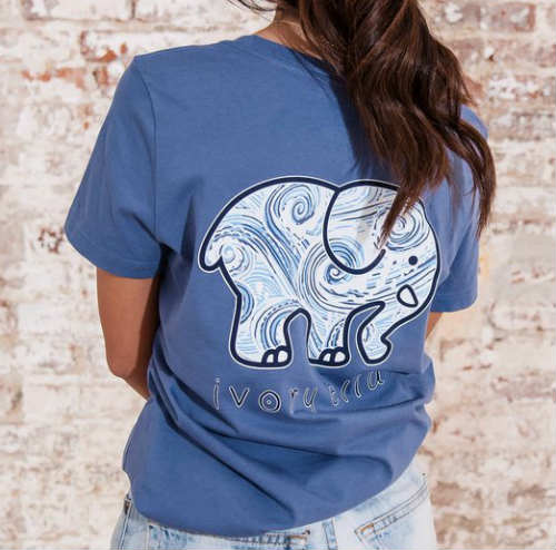 c0d0ad3e7 Ivory Ella - Short Sleeve - My Southern Tee Shirts