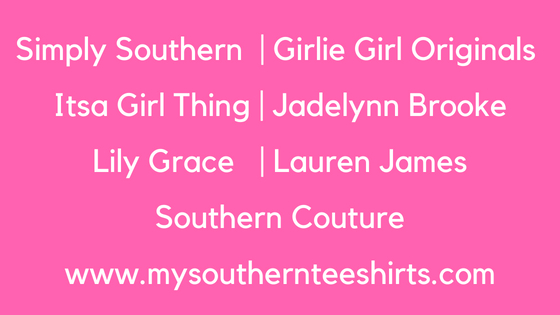 Shirts Like Simply Southern