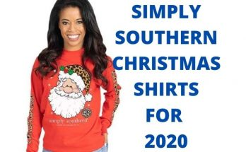 Simply Southern Christmas Shirts 2020