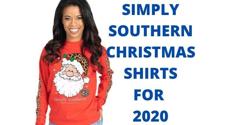 Simply Southern Christmas Shirts 2020