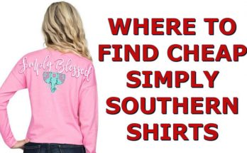 Where To Find Cheap Simply Southern Shirts Online