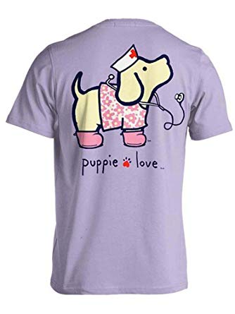 Puppie Love Nurse T-Shirt