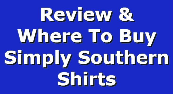 review & where to buy simply southern shirts