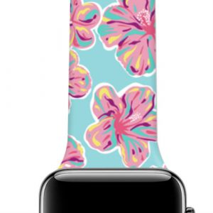 Hibiscus - Simply Southern Apple Watch Bands