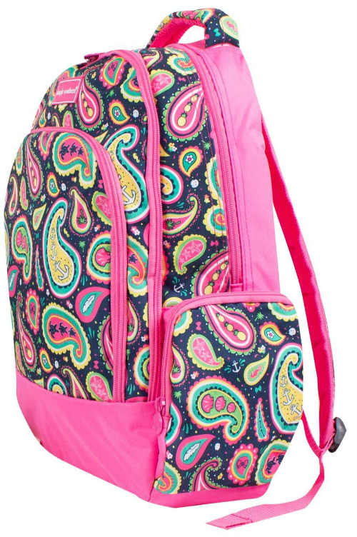 Simply Southern Backpack Pasiley