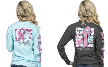 Simply Southern Cancer T-Shirts For Fall 2018