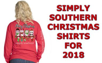 Simply Southern Christmas Shirts 2018