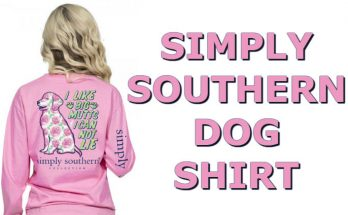 Simply Southern Dog Shirt - I Like Mutts - Long Sleeve