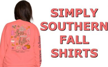 Simply Southern Fall Shirts