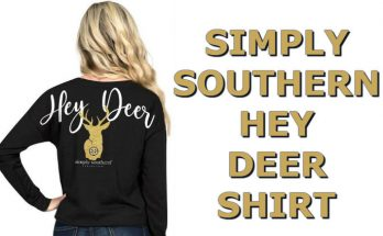 Simply Southern Hey Deer T-Shirt