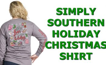 Simply Southern Holiday Shirts