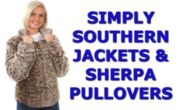 Simply Southern Jackets & Sherpa Pullover