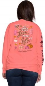 Simply Southern Long Sleeve T-Shirt - Love About Fall