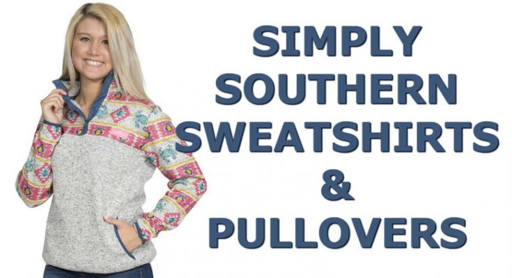 Simply Southern Sweatshirts & Pullover - Women's & Youth
