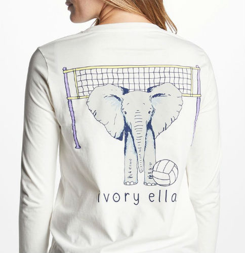 c709ef62ccef20 Ivory Ella - Long Sleeve - My Southern Tee Shirts