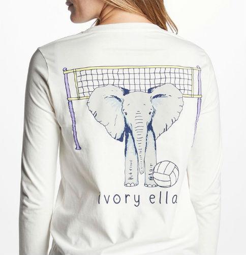85f8936fd772c Ivory Ella - Long Sleeve - My Southern Tee Shirts