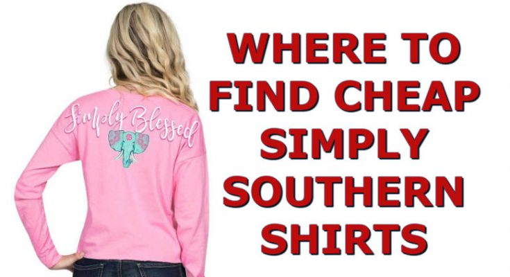 Looking For Cheap Simply Southern Shirts Online